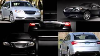 Oбзор Chrysler 200 Крайслер 200 седан