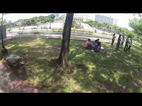 Manila Rizal Park 12 07 2013 part1