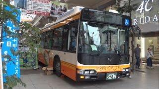【大街道バスまつり】四国まるごと公共交通利用促進キャンペーン 伊予鉄道 JR四国