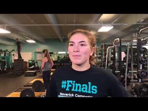 Woman weightlifting team (individual package)