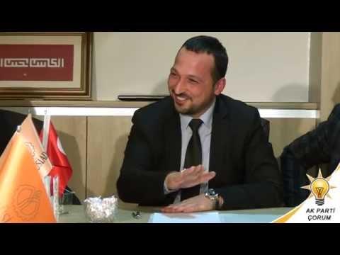Ak Parti Çorum Milletvekili Aday Adayı Salih Osman FINDIK (Tanıtım Filmi)