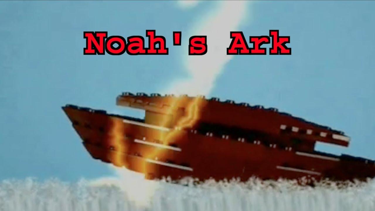 lego bible noah u0027s ark youtube