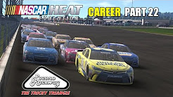 All Over The Place! (Pocono) | NASCAR Heat Evolution Career PART 22