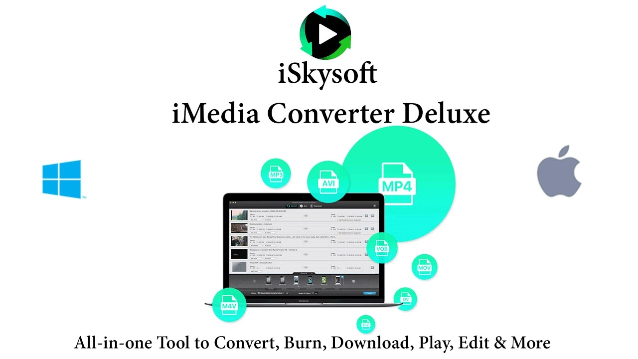 iskysoft imedia converter deluxe manual