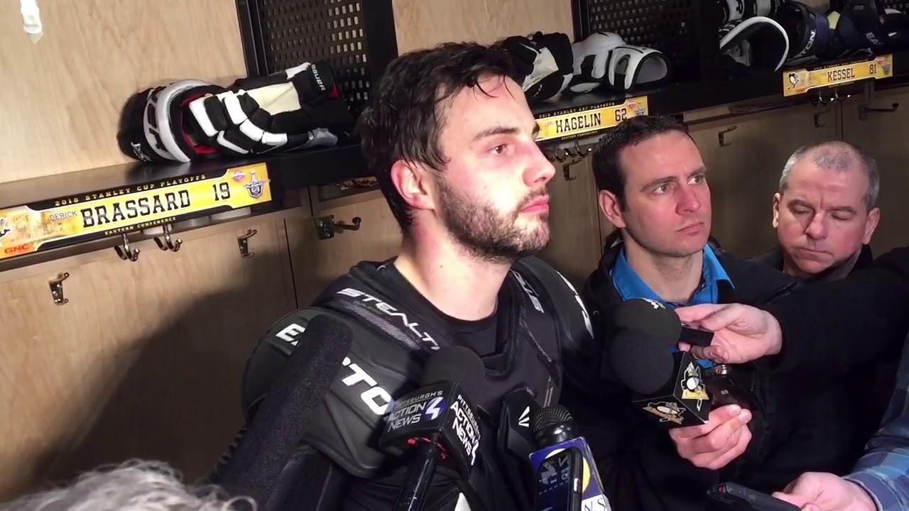 Derick Brassard - Pittsburgh Hockey Now - YouTube