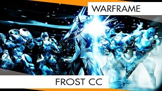 Warframe Frost Crowd Control Build (3 Forma)