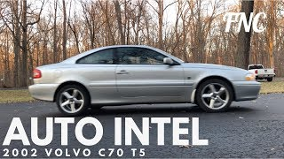 Auto Intel: 2002 Volvo C70 Review