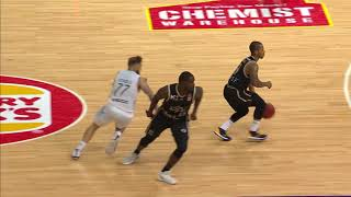 Sydney Kings vs. Brisbane Bullets - Game Highlights