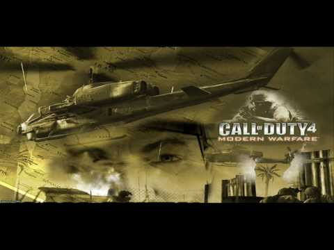 Call Of Duty 4 Modern Warfare OST - Shock And Awe