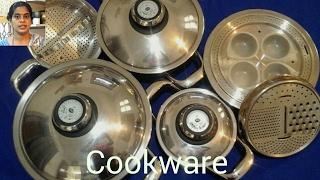 Cookware Details