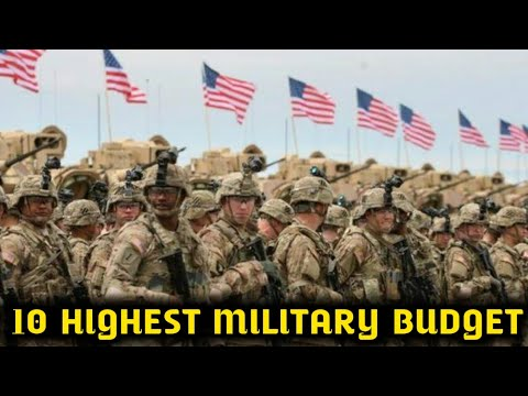 Top 10 Countries With Highest Military Spending 2019