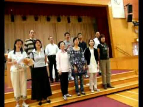 MOSMC choir practice 16.11.08