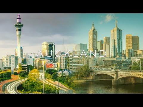 How I spent 1 day in Auckland New Zealand Vacation - Mark Vincent Miralles