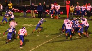 NightOwls Media - Videography - Aurora Central Catholic Football 2013 - Game 8 vs Marmion Academy