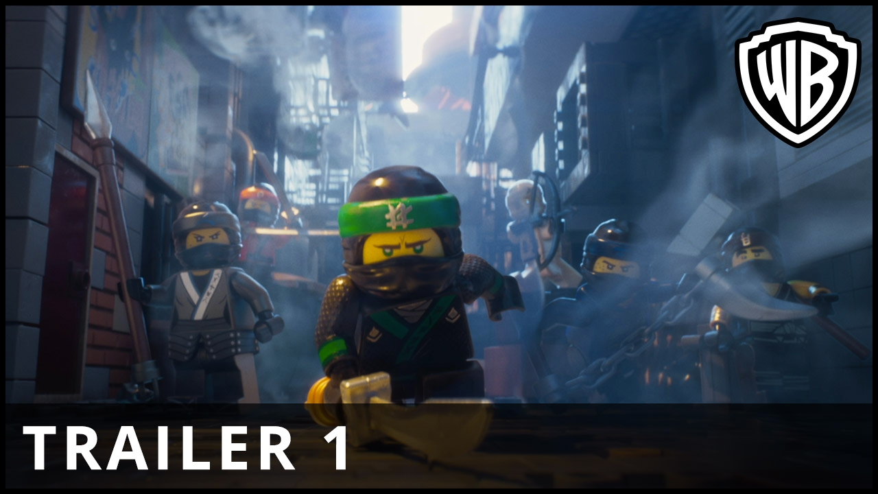 The Lego Ninjago Movie Trailer 1 Warner Bros Uk Youtube
