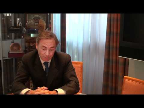Sam Laidlaw, Chief Executive of Centrica plc, interview at UWE ...