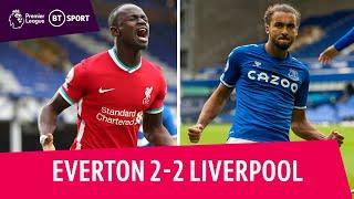 Everton v Liverpool (2-2) | Premier League Highlights