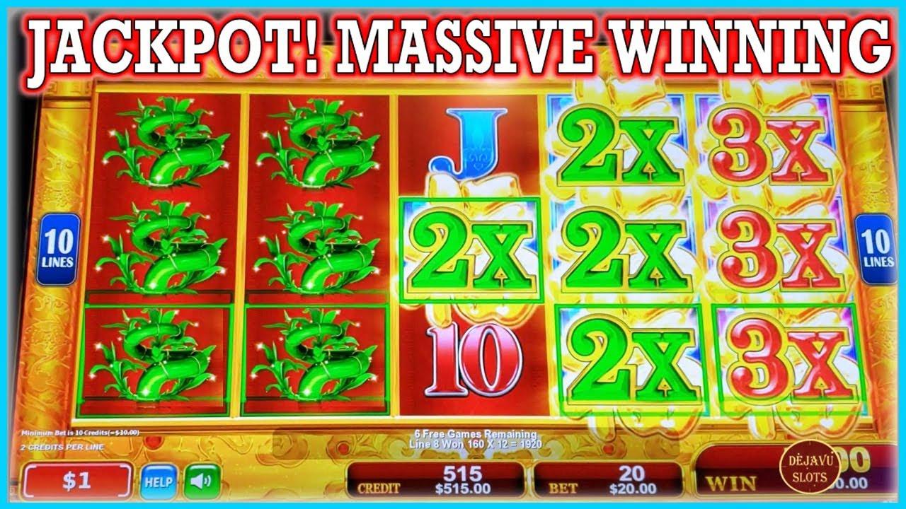 High Limit Slots Winners
