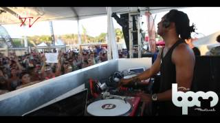 FRA909 Tv - STACEY PULLEN @ THE BPM FESTIVAL 2015
