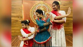 Navkar mantra dance # #Namaskar mahamantra #traditional dance by margam academy jain stavan no. 1