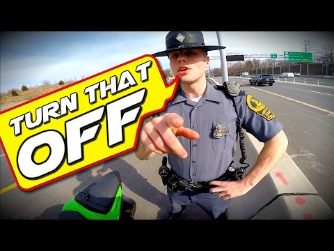 Thumbnail: Pulled Over by the Coolest COP EVER!!!