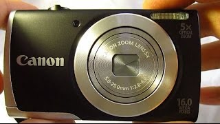 Canon PowerShot A2500 HD (Обзор и тест видео, фото)(Canon PowerShot A2500 HD (Обзор и тест видео, фото) . JOIN QUIZGROUP PARTNER PROGRAM: http://join.quizgroup.com/ ., 2014-04-28T19:54:45.000Z)