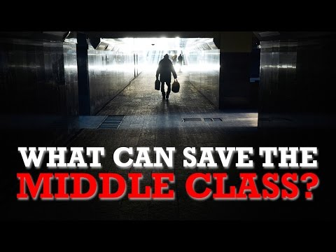 Jesse Ventura: What Can Save the Middle Class? | Jesse Ventura Off The Grid - Ora TV