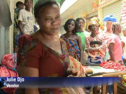 Women's food co-op still going strong in Ivory Coast