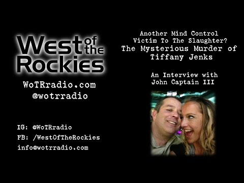 Another Mind Control Victim To The Slaughter? The Mysterious Murder of Tiffany Jenks