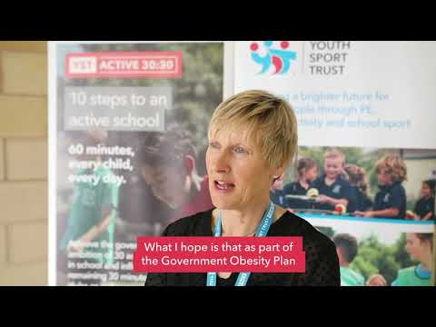 Youth Sport Trust - Active 30:30