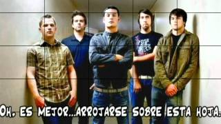 Senses Fail - Free Fall Without A Parachute [Sub. Español]