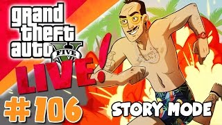 GTA 5 - Storymode Playthrough (11/06/2015) - Part 106