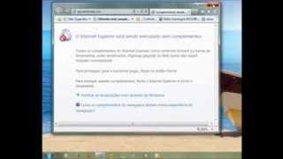 Internet Explorer Travando