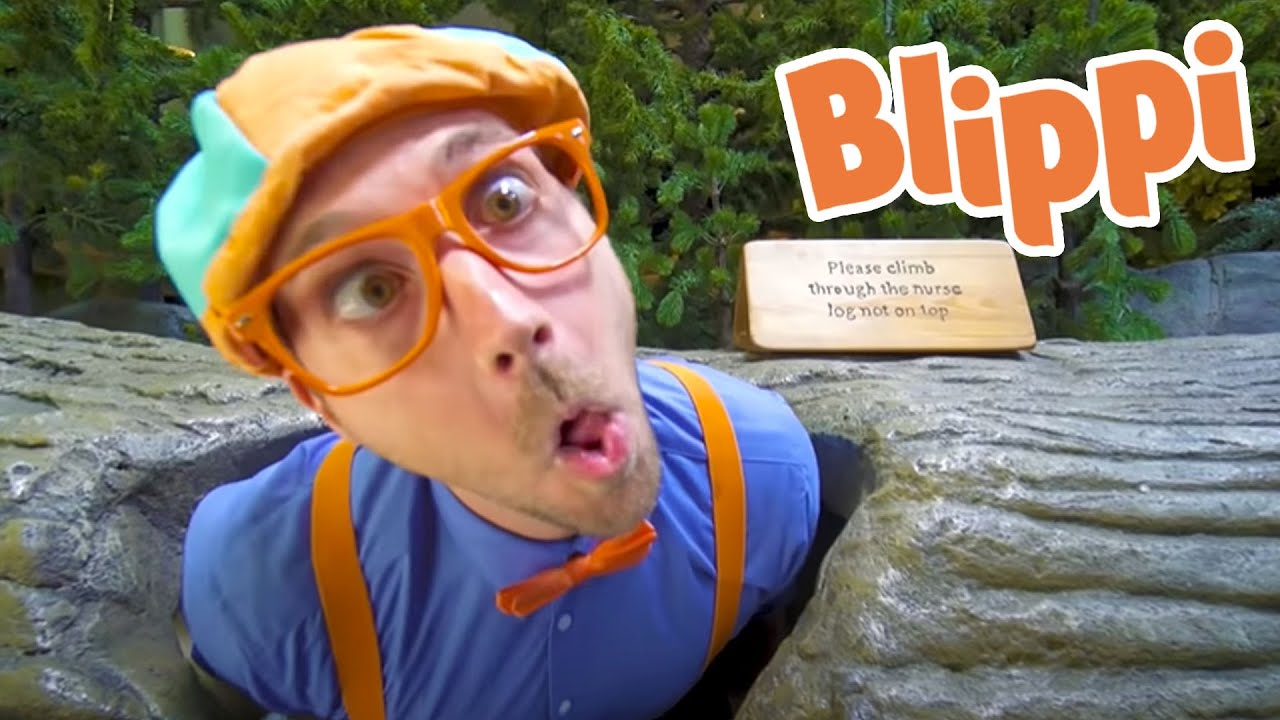 Pretend Play Museum With Blippi | Educational Videos For Kids
