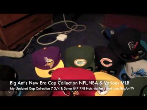 "NEW ERA CAP COLLECTION "" Big Ant TV's Fashion Headwear 2013 Update Part 1"""