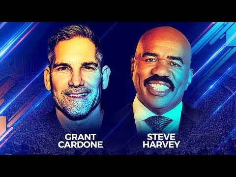 Steve Harvey & Grant Cardone Talk Mindset & Money