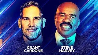 Grant Cardone Interviews Television Superstar Steve Harvey