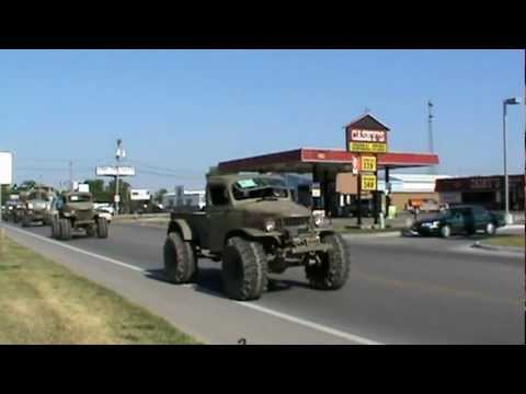 Vintage Power Wagon Parade 6-9-12.MPG - YouTube