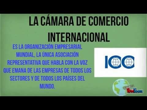 Camara de comercio internacional cci youtube for Comercio exteriro