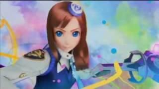 Phantasy Star Portable 2 - Game Intro [PSP] ***HI-QUALITY***