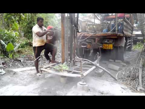 Tube Well Deep well Construction in Gampaha Sri Lanka by naturecare321@gmail.com O77O5OO352