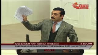 Eren Erdem AKP'nin iki yüzlü İsrail politikasını deşifre ediyor