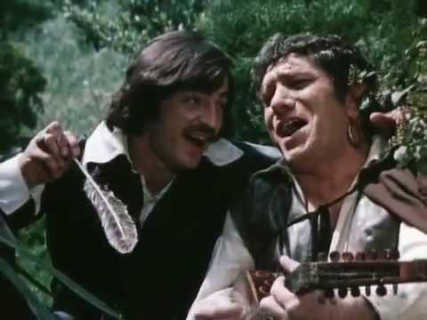 Отрывки песен из советских фильмов
