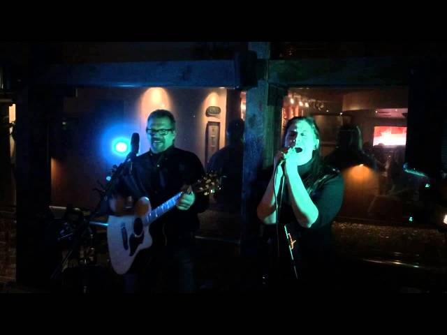 Sweet Child of Mine by Guns n Roses (COVER by the Katie O'Brien Duo)