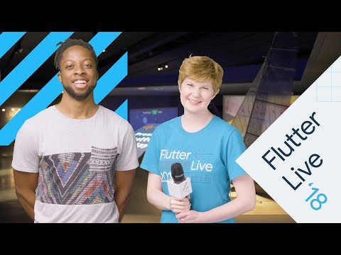 Interview With Maurice Parrish (Flutter Live)