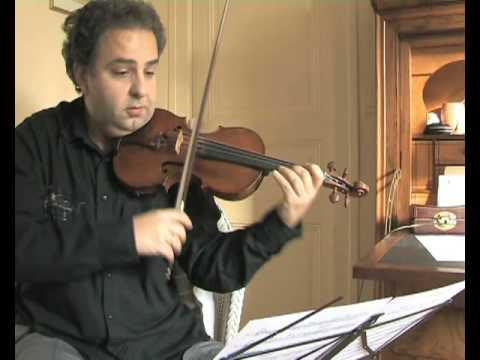 Youtube Symphony Orchestra - Philippe Aïche, 1er Violon solo