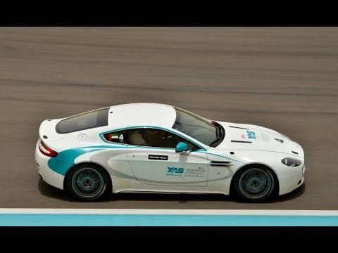 Aston Martin Experience at Yas Marina Circuit, Abu Dhabi