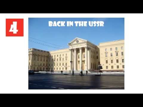 top 10 reasons to visit MINSK, Belarus