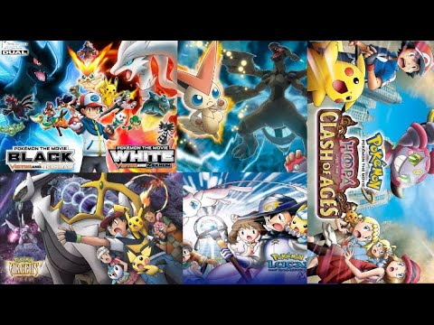 Pokemon All Movies List In Hindi Youtube