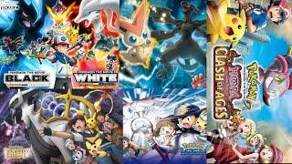 Pokemon All Movies List In Hindi